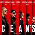 OCEAN'S 8, première bande annonce du reboot au féminin [Actus Ciné]