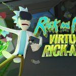 RICK AND MORTY : VIRTUAL RICK-ALITY bientôt sur PS4 [Actus Jeux Vidéo]