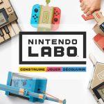 NINTENDO LABO,  un jeu en carton pour la Switch [Actus Jeux Vidéo]