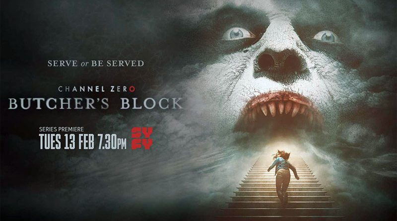 Channel Zero : Butcher's Block
