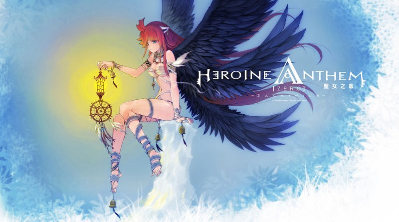 Heroine Anthem Zero Episode 1