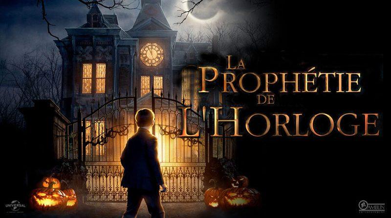 """La Prophétie De L""""Horloge"""