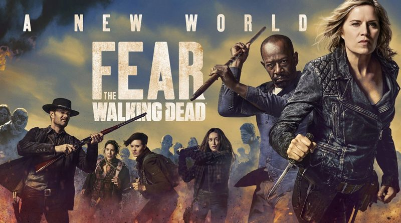 Fear The Walking Dead Saison 4