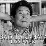 ISAO TAKAHATA, disparition du réalisateur du Tombeau Des Lucioles [Hommage]
