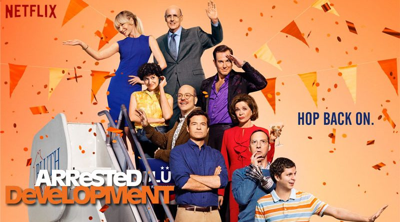 Arrested Development Saison5
