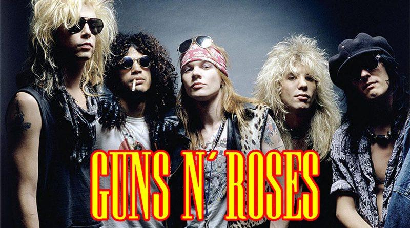 Guns N' Roses 1988