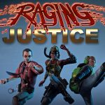 RAGING JUSTICE, le beat'em up old school maintenant disponible [Actus Jeux Vidéo]