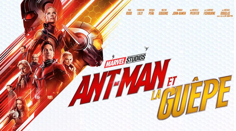 Ant Man Et La Guêpe
