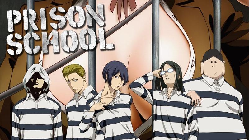 Serien Stream Prison School