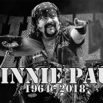 HOMMAGE A VINNIE PAUL (1964-2018)