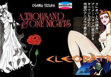 Animerama : Mille Et Une Nuits / Cleopatra Blu-Ray