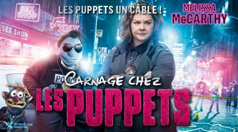 Carnage Chez Les Muppets