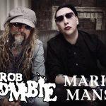 ROB ZOMBIE / MARILYN MANSON, reprise de «Helter Skelter» pour le début de la tournée [Actus Metal]