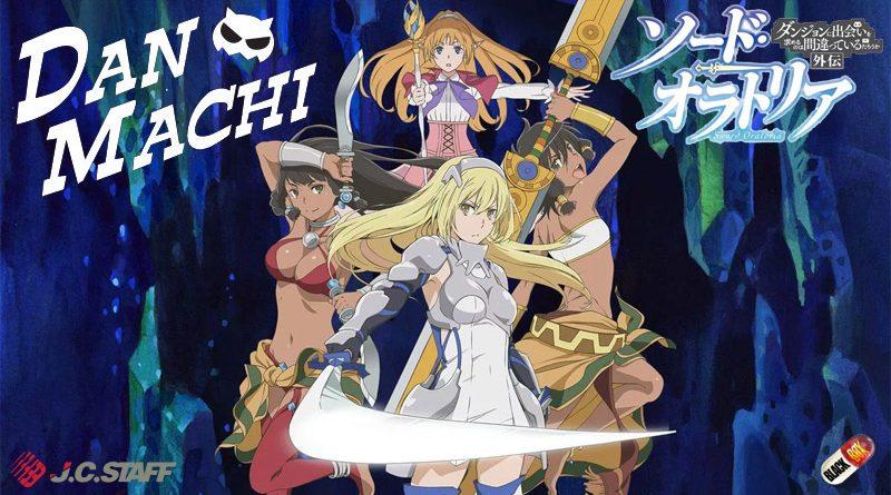 DanMachi : Sword Oratoria