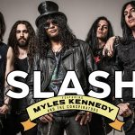 SLASH ft. MYLES KENNEDY & THE CONSPIRATORS, nouvel album « Living The Dream » en septembre