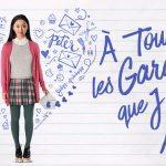 À TOUS LES GARÇONS QUE J'AI AIMÉS, la nouvelle comédie romantique de Netflix [Actus S.V.O.D.]