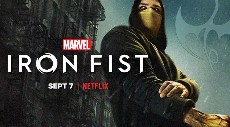 Iron Fist Saison 2