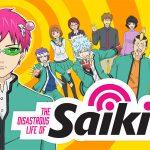 SAIKI KUSUO NO Ψ NAN, la seconde saison au complet sur Netflix [Actus Séries TV]