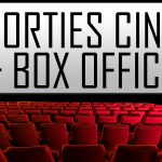 SORTIES CINÉ ET BOX OFFICE du 26 septembre 2018 [Actus Ciné]