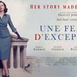 UNE FEMME D'EXCEPTION, le retour de Felicity Jones dans la course aux Oscars [Actus Ciné]