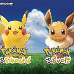 POKEMON LET'S GO PIKACHU et EVOLI, le Pokémon Go de la Nintendo Switch [Actus Jeux Vidéo]