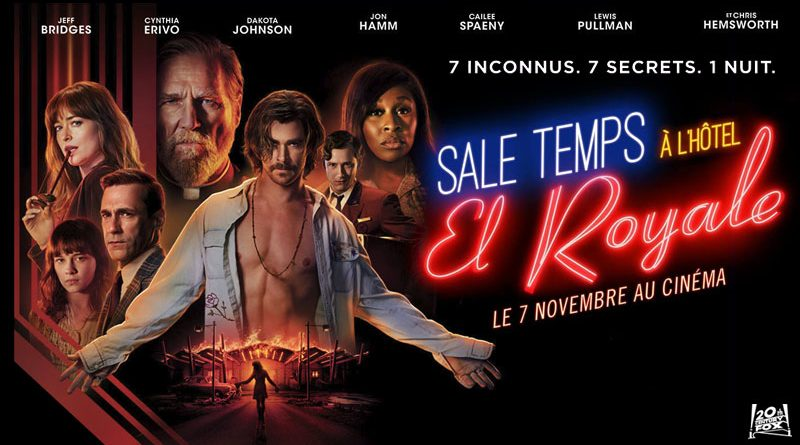 Sale Temps A l'Hotel El Royale
