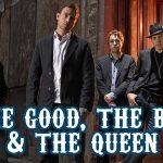 THE GOOD, THE BAD & THE QUEEN, le retour du supergroupe de Damon Albarn [Actus Rock]