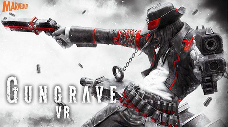 Gungrave-VR