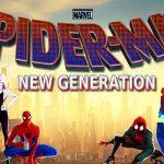 SPIDER-MAN : NEW GENERATION de Bob Persichetti, Peter Ramsey et Rodney Rothman [Critique Ciné]