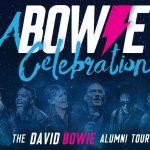 A BOWIE CELEBRATION, les musiciens de David Bowie en tournée française [Actus Rock]