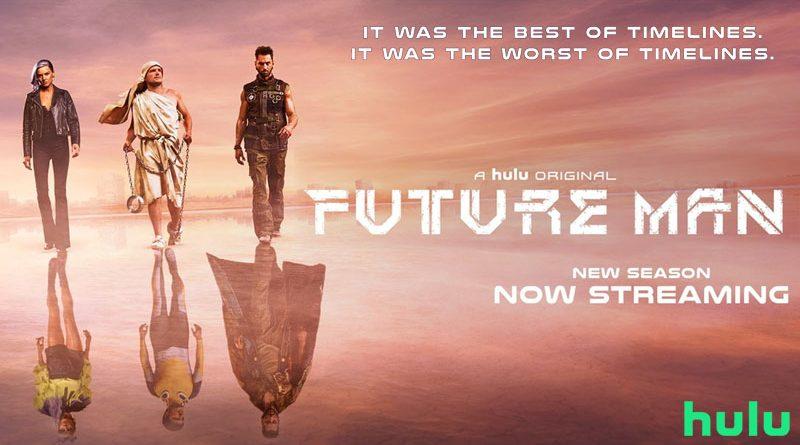 Future Man Saison 2
