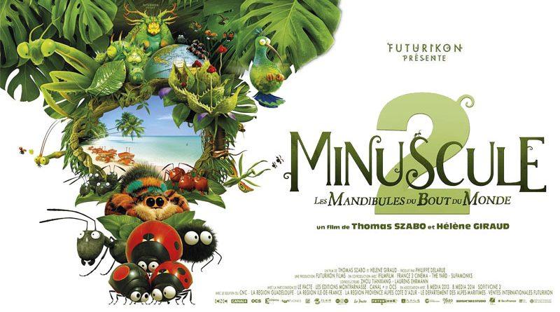 Minuscule 2 : Les Mandibules Du Bout Du Monde