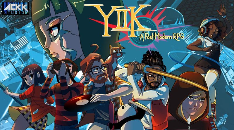 YIIK : A Postmodern R.P.G.