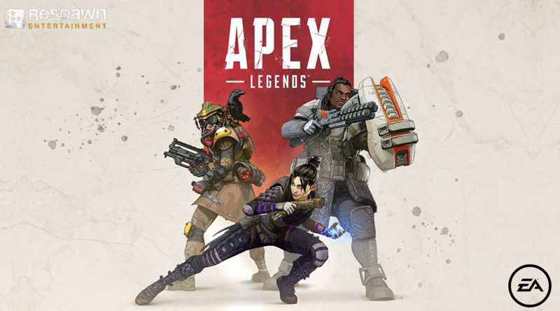 Apex Legends Le Free To Play De Respawn Disponible Maintenant
