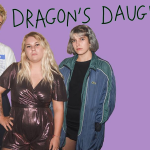 DRAGON'S DAUGHTERS, premier E.P. « Tits On Fire » maintenant disponible [Actus Rock]