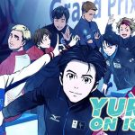 YURI!!! ON ICE, l'anime sur la patinage en Blu-Ray et DVD [Actus Blu-Ray et DVD]