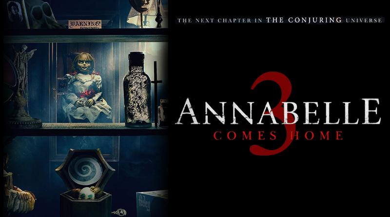 Annabelle 3 - La Maison Du Diable