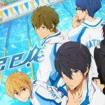FREE!, la série de Kyoto Animation en Blu-ray et DVD [Actus Blu-Ray et DVD]