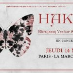 HAKEN – LA MAROQUINERIE, PARIS – 14 MARS 2019 [Chronique Concert]