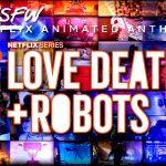 LOVE DEATH + ROBOTS, une anthologie d'animation par David Fincher sur Netflix [Actus Séries TV]