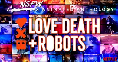 Love Death + Robot