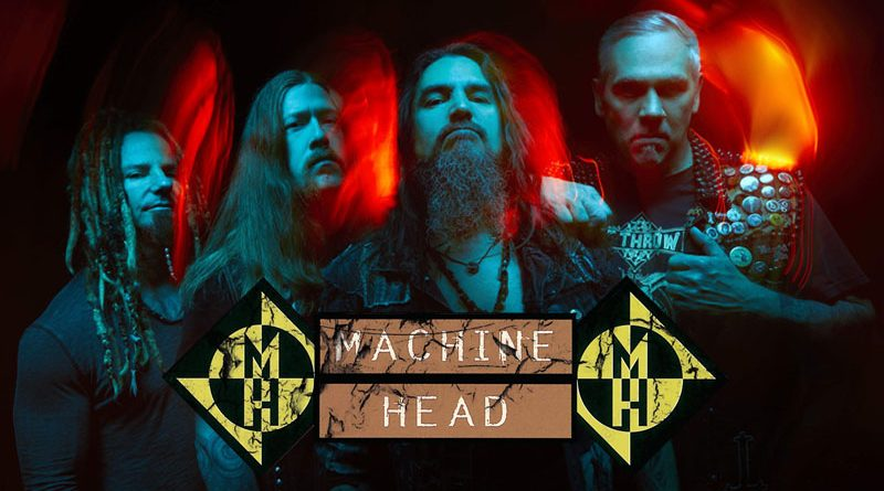 Machine Head 2019