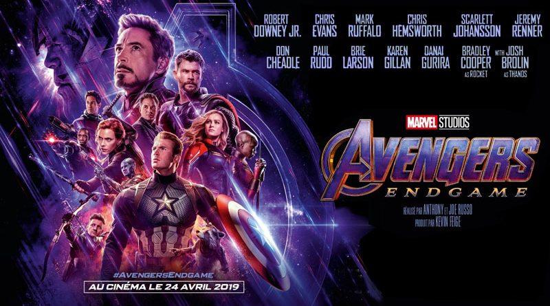 Avengers ; EndGame