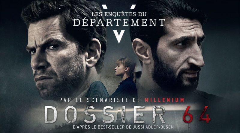 Les Enquêtes Du Departement V : Dossier 64