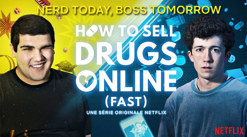 How To Sell Drugs Online Fast-