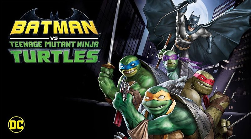 Batman Vs Teenage Mutant Ninja Turles