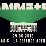 RAMMSTEIN – PARIS LA DÉFENSE ARENA – 29 juin 2019 [Chronique Concert]