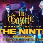 THE GAZETTE – LE BATACLAN, PARIS – 14/06/2019 [Chronique Concert]