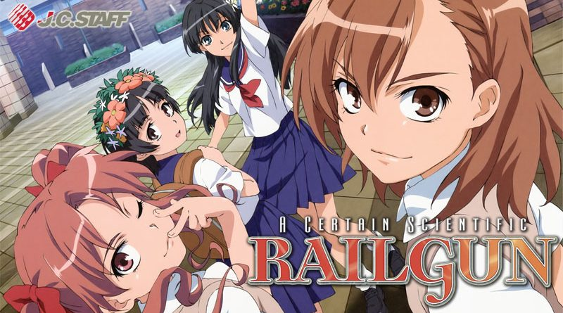 A Certain Scientifc Railgun