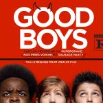 GOOD BOYS, une comédie trash avec Jacob Tremblay produite par Seth Rogen [Actus Ciné]
